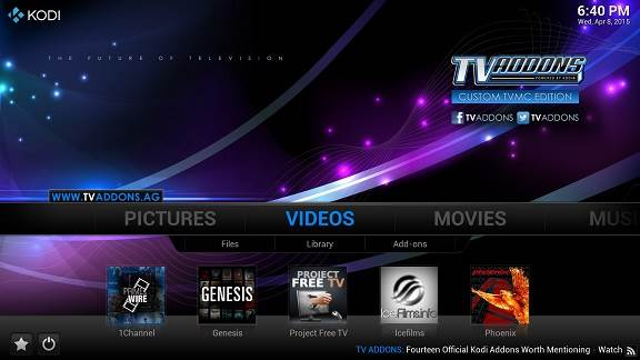 Best Fusion Kodi Addons Installer
