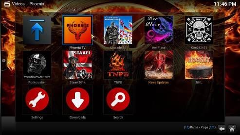 Install Phoenix Kodi Addon 3.0 Version