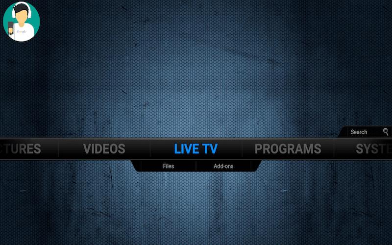 Kodi Live TV IPTV AddOns