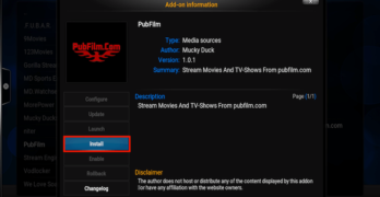 How to Install PubFilm Kodi Addon (Complete Guide)
