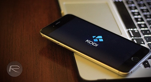 Kodi for iPhone