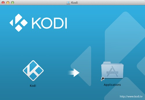 Kodi for Mac