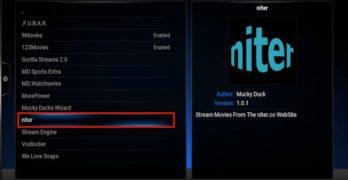 How to Install Niter Kodi Addon (Complete Guide)