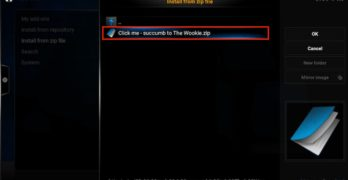 Tutorial How to Install Wookie Wizard and Build Kodi
