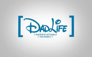 dad life kodi build