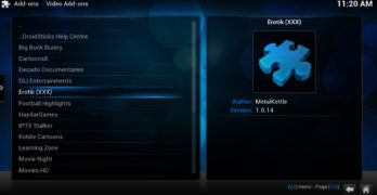 How to Install Erotik XXX Kodi Addon(Complete Tutorial)