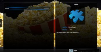 How to Install Meta Kodi Addon