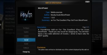 How to Install MorePower Kodi Addon (Complete Guide)
